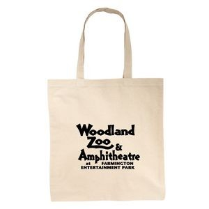 6 Oz. Cotton Tote Bag