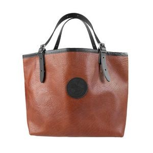 Duluth Pack™ Bison Leather Market Tote