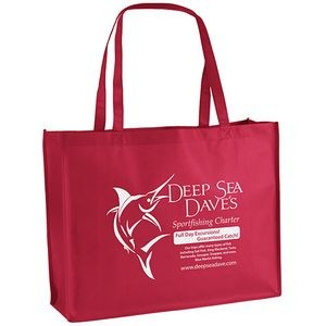 George Celebration Tote Bag (Screen Print)