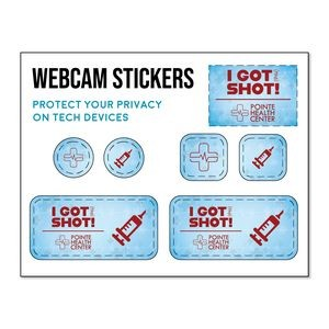 Web Cam Stickers