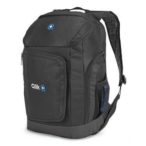Ryder Computer Backpack - Black