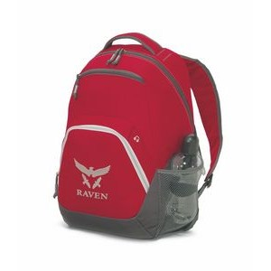 Rangeley Computer Backpack - Red