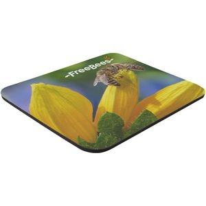 "8"" x 9-1/2"" x 1/4"" Full Color Soft Mouse Pad"