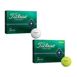 Titleist® AVX® Golf Balls