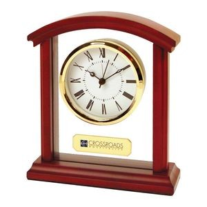 Sculpted Arch Alarm Clock