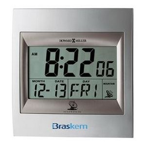 Howard Miller Techtime II radio controlled wall clock