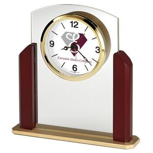 Howard Miller Winfield tabletop clock (Full Color Dial)