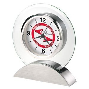 Howard Miller Brayden Tabletop Clock (Full Color Dial)