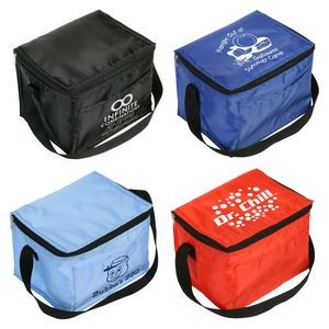 Snow Roller 6-Pack Cooler Bag