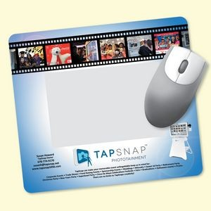 "Frame-It Flex® Heavy Duty 8""x9""x1/8"" Window/Photo Mouse Pad"