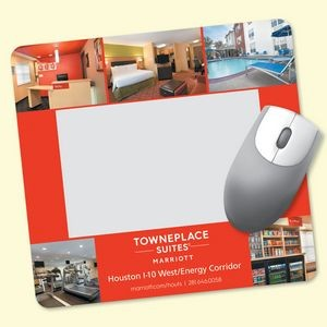 "Frame-It Flex® DuraTec® 7.5""x8""x1/16"" Window/Photo Mouse Pad"