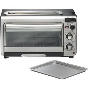 Hamilton Beach 2-in-1 Oven and Toaster