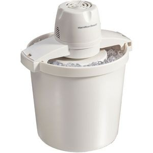 Hamilton Beach 4 Quart Ice Cream Maker