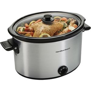 Hamilton Beach 10qt Extra Large Slow Cooker