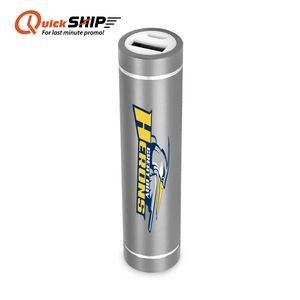 Edgewater Classic Cylinder Power Bank-2000mAh