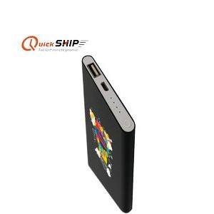 Roseland Stylish Aluminum Slim Power Bank-4000mAh