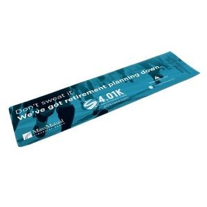 "Classic CoolFiber® Active Cooling Towel (Full Bleed) (6""x 21"")"