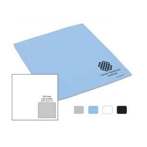 "Suede Opper Fiber® Cleaning Cloth in Bulk (6""x6"") - 1 Color"